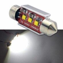 9W High Quality 36mm 39mm 41mm C5W C10W Super Bright AC/DC12-24V Car LED Festoon Light Canbus Error Free Interior Doom Lamp Bulb