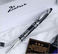 Picasso 928 Tükenmez Kalem yüksek kalite rulo tükenmez kalem Ofis ve okul Yazma Malzemeleri jel kalemler iş hediye ücretsiz kargo