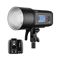 Godox AD600Pro с X1TO 600Ws ttl HSS открытый флэш li на Батарея со встроенным Godox 2,4 г Беспроводной X системы