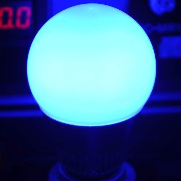 van kleur veranderende lamp