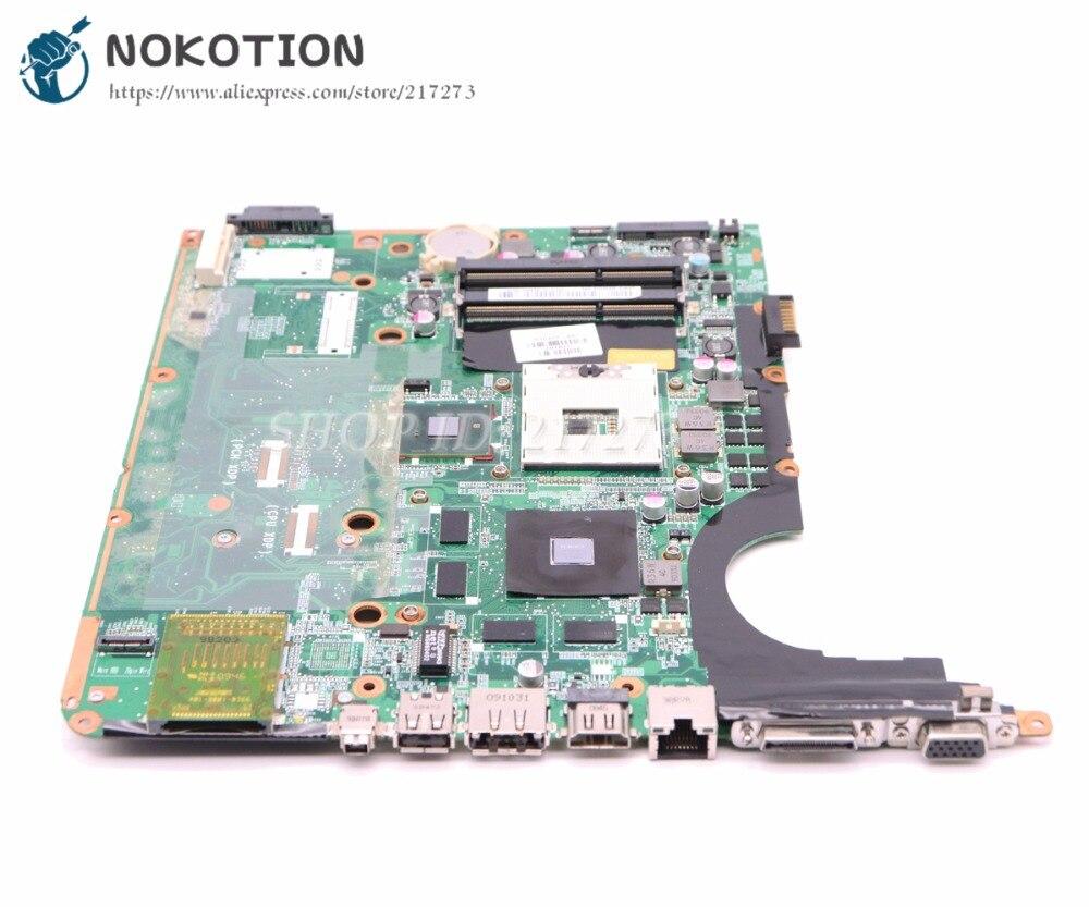 NOKOTION For HP Pavilion DV7-3000 Laptop Motherboard 575477-001 DA0UP6MB6E0 MAIN BOARD PM55 DDR3 GT240M Video cardNOKOTION For HP Pavilion DV7-3000 Laptop Motherboard 575477-001 DA0UP6MB6E0 MAIN BOARD PM55 DDR3 GT240M Video card