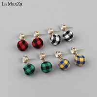 Pendiente de gota de bola encantadora de cristal colgante Multicolor pendientes colgantes de aleación minimalista accesorios de joyería de moda para mujer
