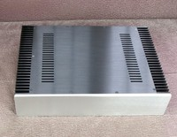 Power Amplifier Chassis / Aluminum Case DAC Amp Shell /DIY amp enclosure