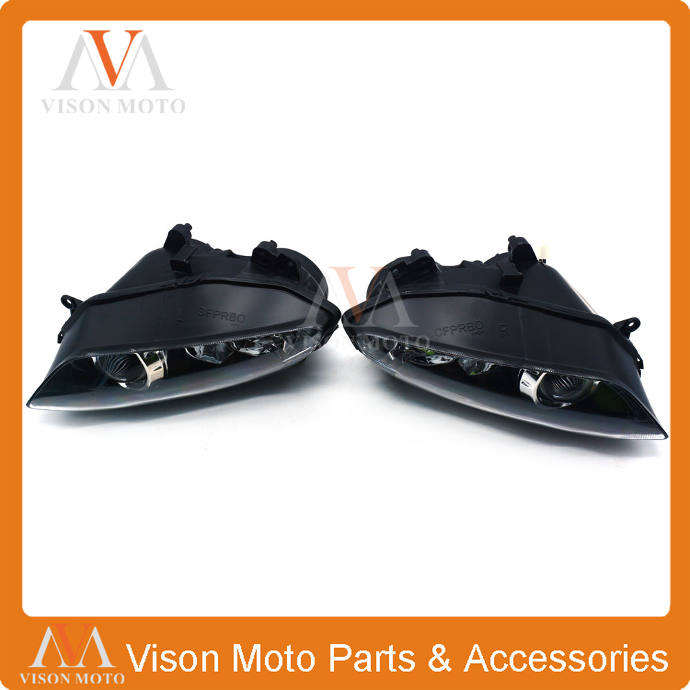 Motorcycle Front Light Headlight Head Lamp For YAMAHA YZF-R1 YZFR1 YZF R1 2004 2005 2006 04 05 06 idlamp потолочная люстра idlamp merinella 877 5pf darkchrome