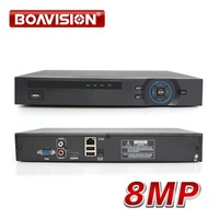H.265 CCTV NVR 32CH 1080P / 25Ch 5MP / 8Ch 8MP NVR ONVIF P2P Cloud Support 2HDD MAX 8TB 32Ch Security NVR Network Video Recorder