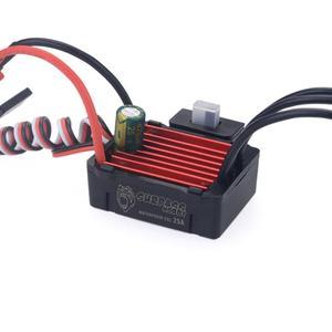 Image 5 - Surpasshobby kk 防水コンボ 2030 6500KV 7200KV 4500KV 2 ブラシレスモーター w/ 25A esc 1:20 1:18 gtr/レクサス rc ドリフトレース