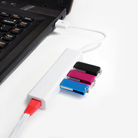 Free Shipping Type C USB Port To 3 USB2 0 Ports And 1 USB2 0 Fast