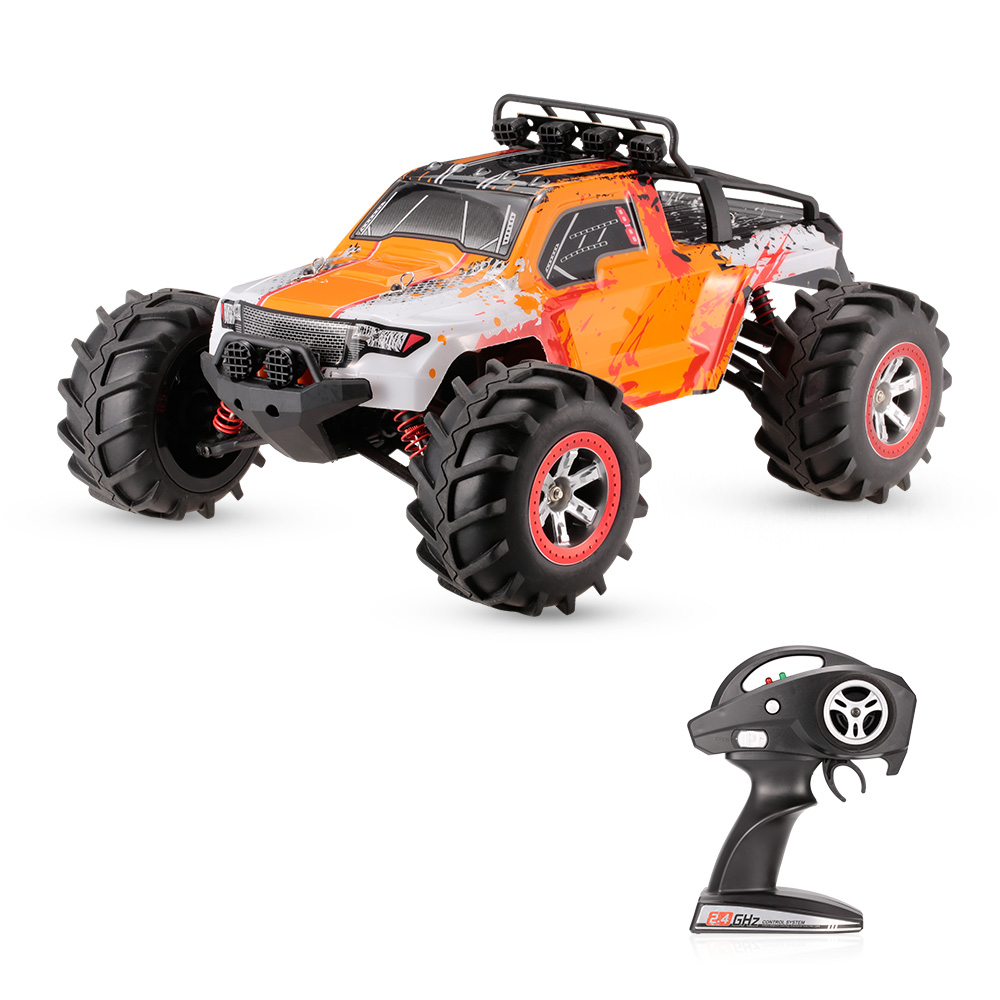 FY-12 RC Car 1/12 2.4GHz 4WD Amphibious High Speed Remote Control Rock Climber  RTR RC Off-Road Vehicle SUV Electrict Toys