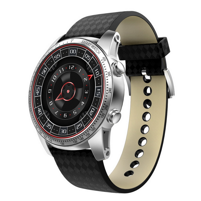 Original KW99 Android 5,1 inteligente reloj 3G MTK6580 8 GB Bluetooth SIM WIFI GPS Monitor de ritmo cardíaco usable dispositivos