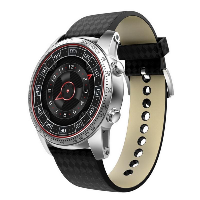 Originale KW99 Android 5.1 Astuto Della Vigilanza 3G MTK6580 8 GB Bluetooth SIM WIFI Phone GPS Monitor di Frequenza Cardiaca Indossabile dispositivi