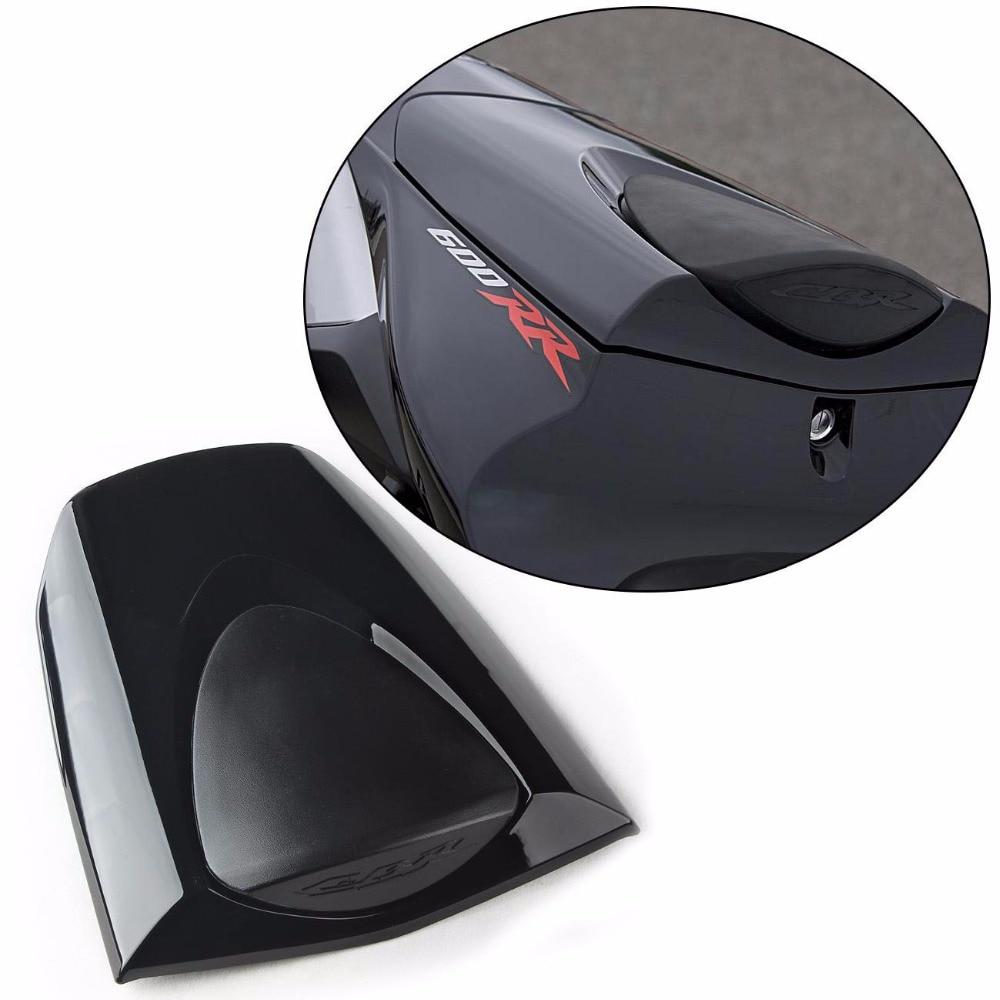 Motorcycle Rear Seat Cover Cowl Fairing For Honda CBR600RR CBR 600 RR 2007 2008 2009 2010 2011 2012 07 08 09 10 11 12 Black