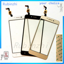 цена на RUBINZHI Phone Touch Screen For Lenovo Vibe K5 Plus A6020 A6020a40 A6020a46 K5 Touchscreen Sensor Digitizer Panel +tape