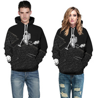 2018 New Fashion 3D Print Hoodies Men Women Sweatshirts Spring Autumn Thin Hoody Pullovers Tops Brand