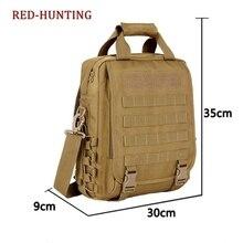 9747d116f49 Mochila militar para ordenador portátil táctico hombres Crossbody bolsas de  viaje mochilas deportivas Molle impermeable bolso