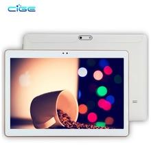 Cige A5510 10.1 дюймов планшетный ПК Android Планшетные ПК телефонный звонок 8-ядерный 4 ГБ Оперативная память 64 ГБ Встроенная память Dual SIM GPS IPS FM Bluetooth таблетки