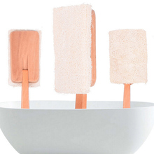 New Bath Brush Loofah Bathing Body Brush Back Exfoliating Lo