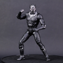 Avengers Infinity War Spiderman Black Panther Iron Man Action Figures toy