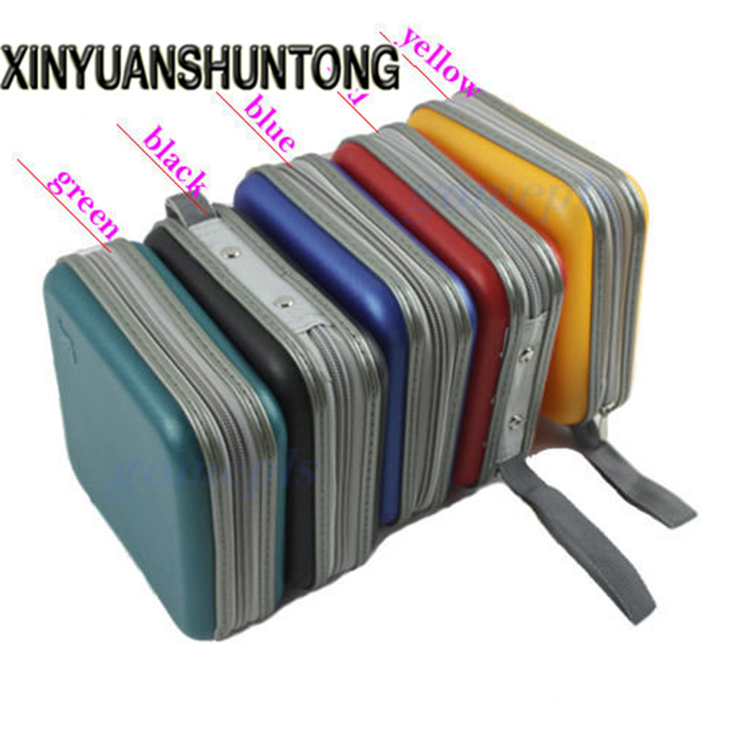 XINYUANSHUNTONG DVD Player Bags Album Disc CD DVD VCD Discs Storage Organizer Holder Case Bag Box 40 Sleeve 1PC