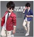 Дети дети мальчики Моды Красивый Верхняя Одежда и Пальто, Куртки для 5-14 лет мальчики