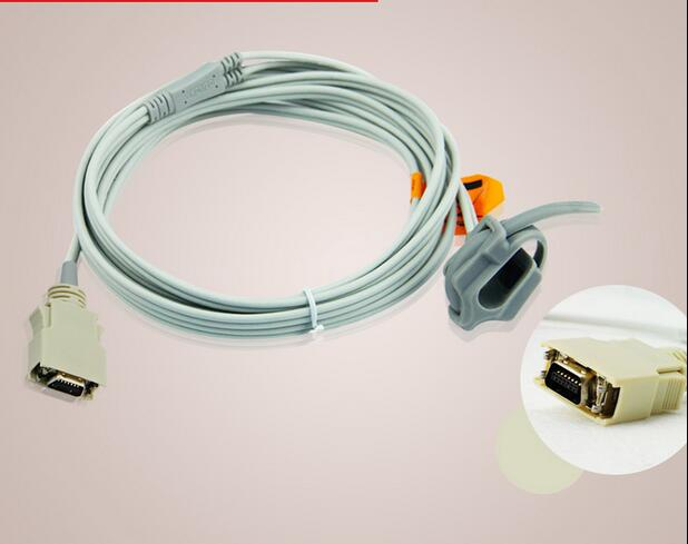 Free Shipping Compatible For Masimo 14 Pin Infant/Neonate wrapped Spo2 Sensor TPU Pulse Oximetry Spo2 Probe Oxygen Sensor Cable mindray neonate wrap spo2 sensor length 3 meter 5pin spo2 probe medical tpu cable