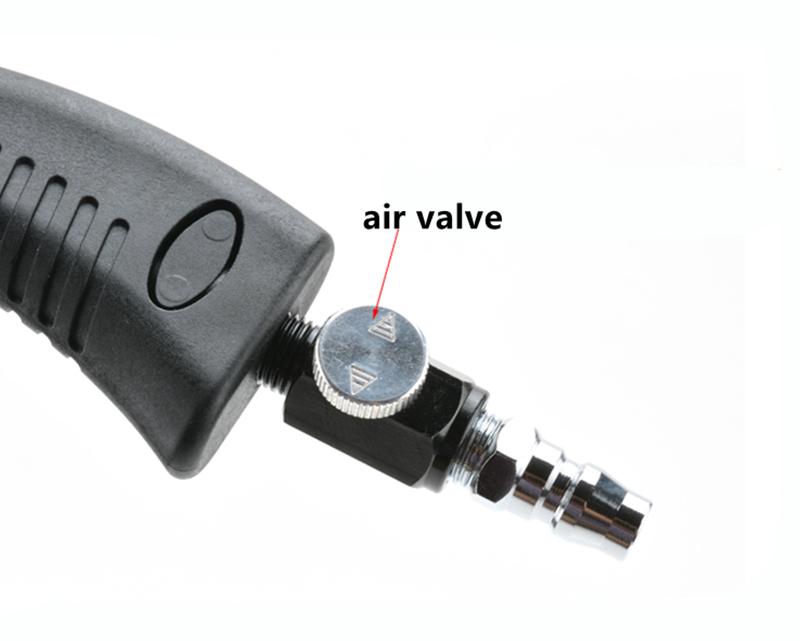 pneumatic air glass glue gun6