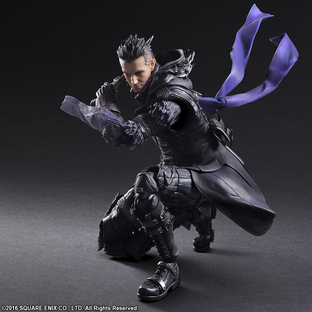 Zagraj w sztukę 27cm Kingsglaive Final Fantasy XV Nyx Ulric Model postaci zabawek