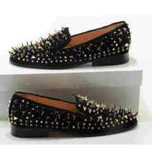 Akamatsu Sliver Gold Spiked Wedding Shoes oxford shoe. US  79.30   piece Free  Shipping aefca40fb33f