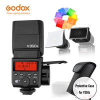 Godox V350S for Sony 2.4G GN36 TTL 1/8000s HSS Camera Flash for Sony A7RIII A7RII A7R A58 A99 ILCE6000L A77II RX10 A9