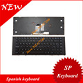 Spanish Teclado for Sony Vaio VPCEA24FM VPC-EA VPC EA VPCEA BLACK FRAME Laptop SP Keyboard