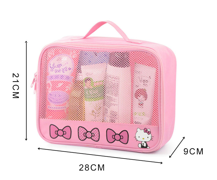 f844b68744e2 Detail Feedback Questions about Hello Kitty Women Cosmetic Bags ...
