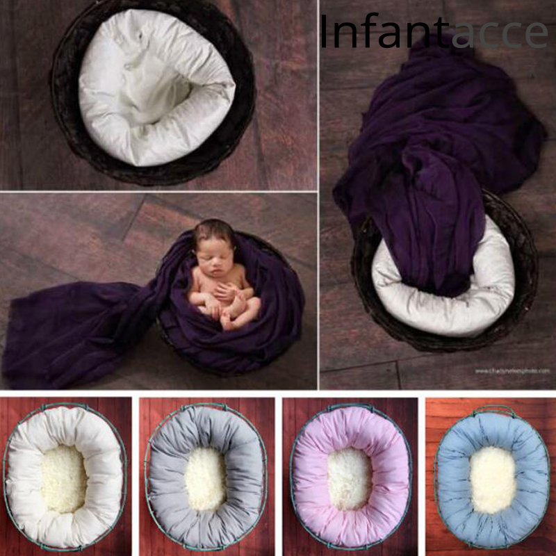 newborn posing prop shaped Posing Pillow for photoshoot Newborn Photography Props Baby photo prop studio accessories pillows недорого