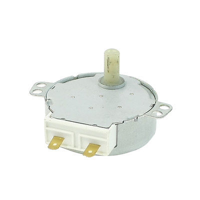 цена на CW/CCW 4W 5 RPM Microwave Oven Turntable Synchronous Motor AC 220V/240V
