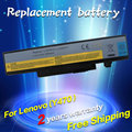 JIGU Батареи Ноутбука Для Lenovo IdeaPad Y470 Y471 Y570 Y470A Y470D Y470G Y470M Y470N Y470P 57Y6625 57Y6626