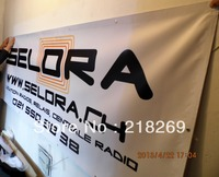 Outdoor Advertising Banner Fence Banner Company Advertising Banner