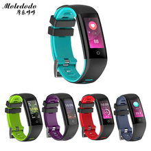 Smart Bracelet Waterproof Blood Pressure Heart Rate Monitoring Movement Multi-dial Replacement Bluetooth Sport Blood PressureD40 blood pact