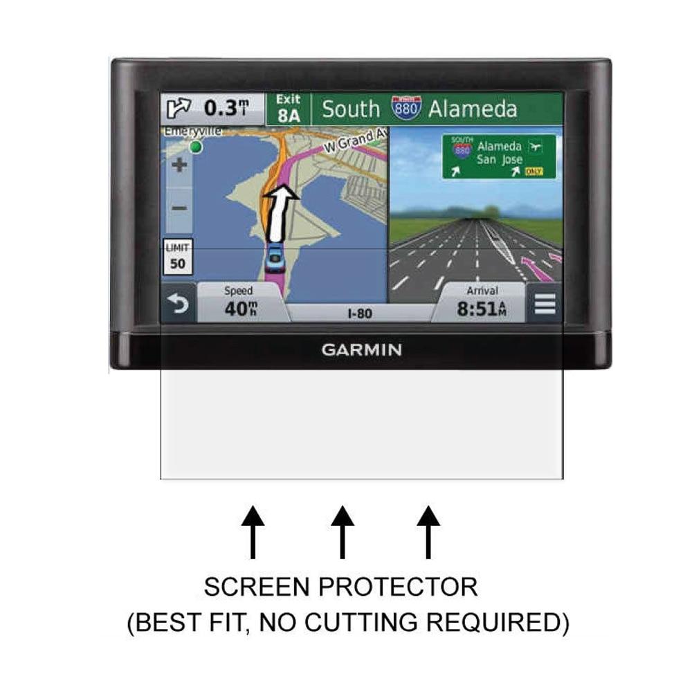 3x Protector de pantalla LCD transparente anti-arañazos Película - Accesorios y repuestos para celulares - foto 2