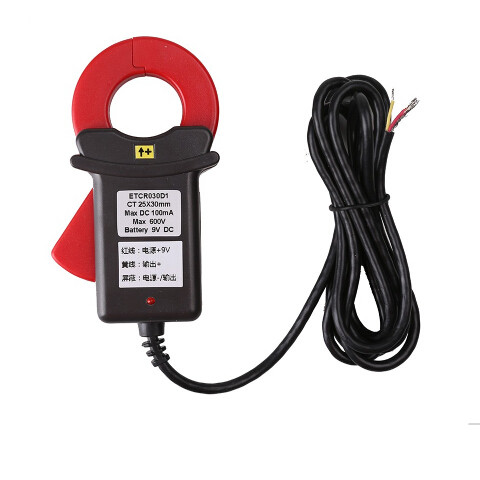 ETCR030D1 Clamp DC Leakage Current Sensor Of Non contact Measurement Clamp Meter Price|Current Meters| |  - title=