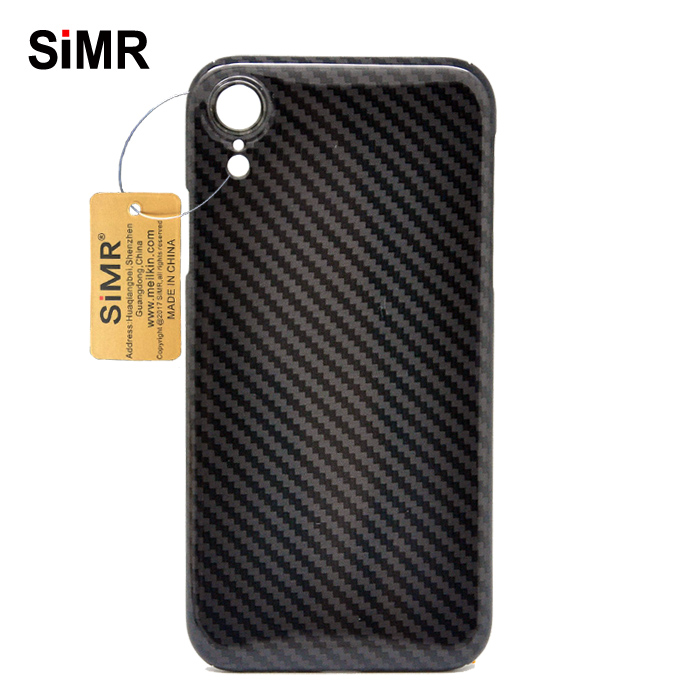 reputable site fbe29 b0c1f SiMR 100% Real Carbon Fiber Kevlar Case For iPhone XS Max Luxury ...