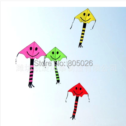 Free shipping high quality smiling face kites flying ripstop nylon fabric kite wei kites factory price wholesale albatross kite free shipping factory wholesale price handy garment steamer 650w european standard plug for all kinds of fabric