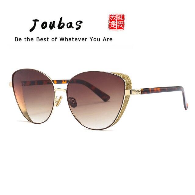 Joubas Najmodniejsze Okulary Damskie Luksusowe Okulary Przeciwsłoneczne 2019 1
