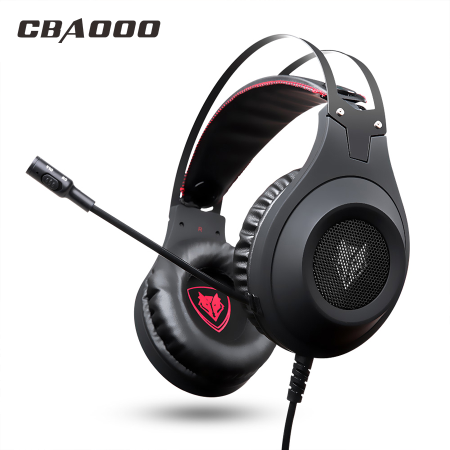 N2 Bass Stereo Computer Game Headphones Gaming Headset 3.5mm with USB plug Earphone with microphone PC professional Gamer super bass gaming headphones with light big over ear led headphone usb with microphone phone wired game headset for computer pc