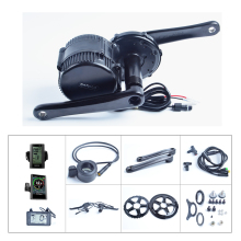 Engine-Conversion-Kit Motor-Bbs01b Electric-Bicycle-Motor Mid-Drive Bafang 36v 350w 8fun