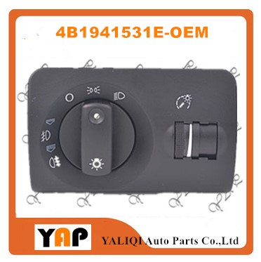 Headlamp Switch FOR FITAUDI Allroad Quattro A6 2.7L 3.0L 4.2L 4B1941531E 4B1 941 531E 1997 2004
