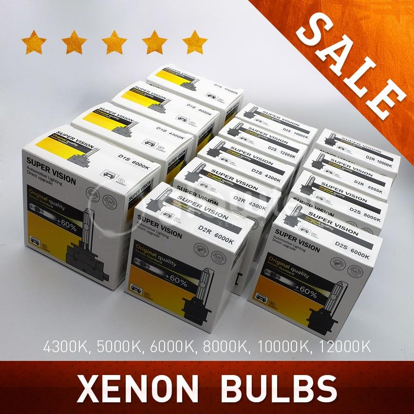 WHOLESALE 2pcs D1S D2S D3S D4S HID Bulbs HID  headlight D1 D2 D3 D4 D1R D2R D3R headlamp light 4300K 6000K 8000K GLOWTEC|xenon headlight|hid xenonhid bulb - AliExpress