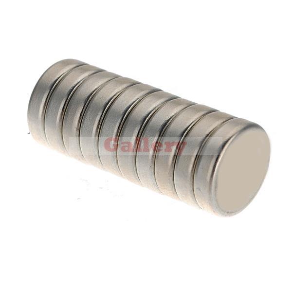 1X Strong 50mm x 12mm N35 Disc MagnetsNeodymium Rare Earth Round Machine Part