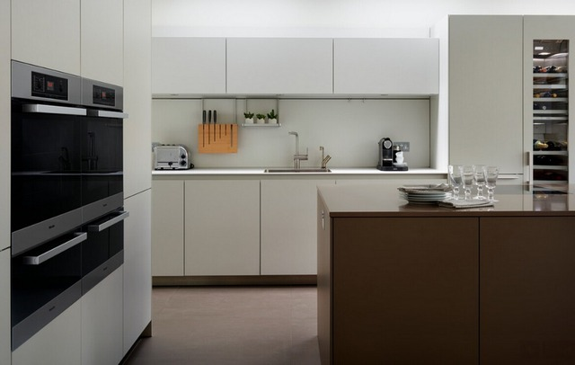 2017 antique armadi da cucina di design moderno mobili per la cucina ...