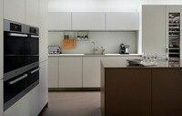 2017 antique design kitchen cabinets modern furnitures for kitchen two pack painting modular kitchen unit popular design