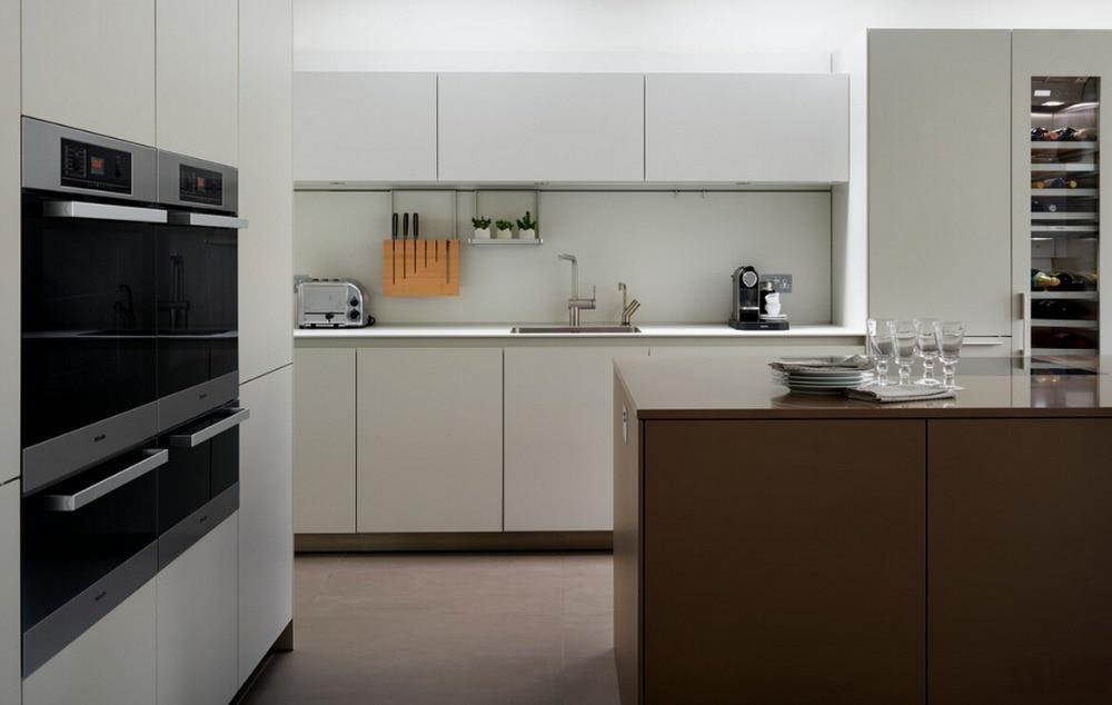 2017 Conception Antique Armoires De Cuisine Moderne Meubles Pour La Cuisine  Deux Pack Peinture Cuisine Modulaire