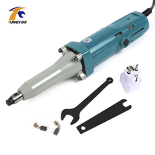 850W High Power Double Bearings Tree-root Carving Straight Drill Grinding Mill Engraving Polishing Machine Root Table Rotary
