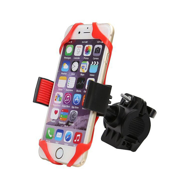 Universal Motorcycle MTB Bike Bicycle Handlebar Mount Holder For Cell Phone GPS Handlebar Holder Extender Mount Handle Phone #20